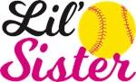 Softball Lil' Sister