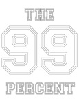 Occupy Wall Street the 99 percent