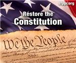 Restore the Constitution