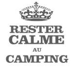 Rester Calme au Camping
