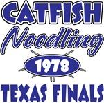 Catfish Noodling Texas Finals