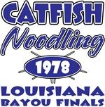 Catfish Noodling Louisiana Bayou Finals