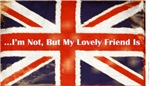 Union Jack  British Friends