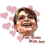 Sarah Palin Valentine