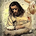 Jesus Tempted In The Desert