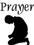 Prayer - Man Kneeling