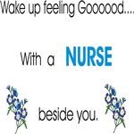 Wake up with a nurse