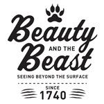 B&W Beauty and the Beast Since 1740