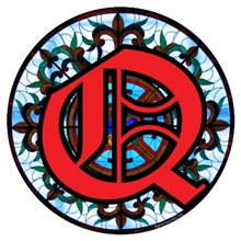 Stained Glass Q