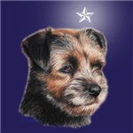 Border Terrier Christmas