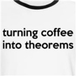 Turning Coffee Into Theorems