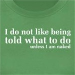 Unless I'm Naked