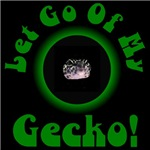 Let Go Of My Gecko! (Green)