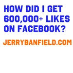 How 600,000 Likes on Facebook?