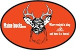 Maine Buck Stuff