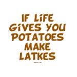 Make Latkes Hanukkah