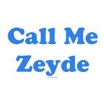 Call Me Zeyde
