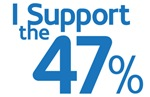 I Support the 47%