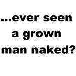 Grown Man Naked