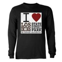 I 'Heart' Los Encinos (Dark) Attire