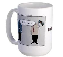 Mr. Fish Mugs