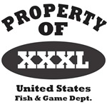 1003 Property of Fish & Game