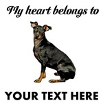 Personalized Manchester Terrier
