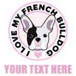 Personalized French Bulldog