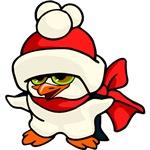 Santa Baby Penguin