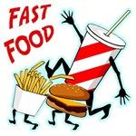 Running Fast Food