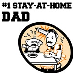 #1 Stay-At-Home Dad