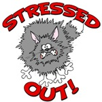 Stressed Out Cat
