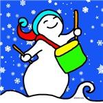 More Snowman Band