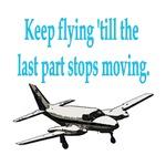 Keep on flyin'