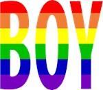 Boy - Gay Pride