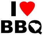 I (Heart) SC BBQ