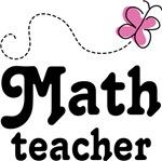 Math Teacher School T-shirts