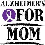 Alzheimers For Mom support design