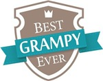 Best Grampy Ever mens t-shirts