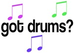 Got Drums T-shirts And Gifts
