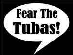 Dark Fear The Tubas T-shirts