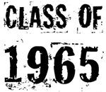 Grunge Class Of 1965 Reunion T-shirts