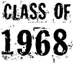 Grunge Class Of 1968 Reunion T-shirts