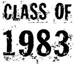 Grunge Class Of 1983 Reunion T-shirts