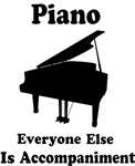 Funny Piano T-shirt and Gifts