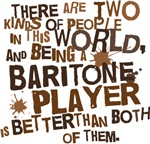Funny Baritone Player T-shirts and Gifts