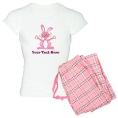 Easter Bunny Mother Daughter Pajamas