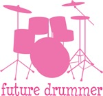 FUTURE DRUMMER KIDS T-shirts and Gifts