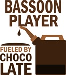 Bassoon Player Fueled By Chocolate Gifts