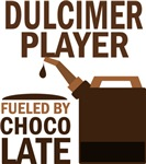 Dulcimer Player Fueled By Chocolate Gifts